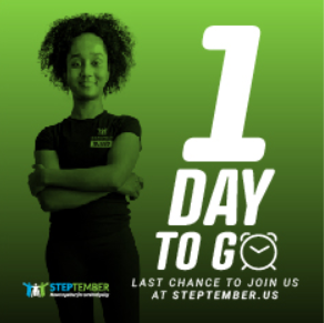 Register  - 1 Day to Go