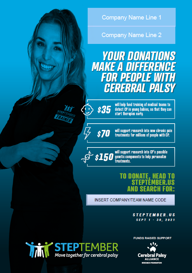 Donations Make A Difference Poster